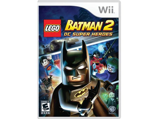 Lego Batman 2: DC Super Heroes Wii Game photo