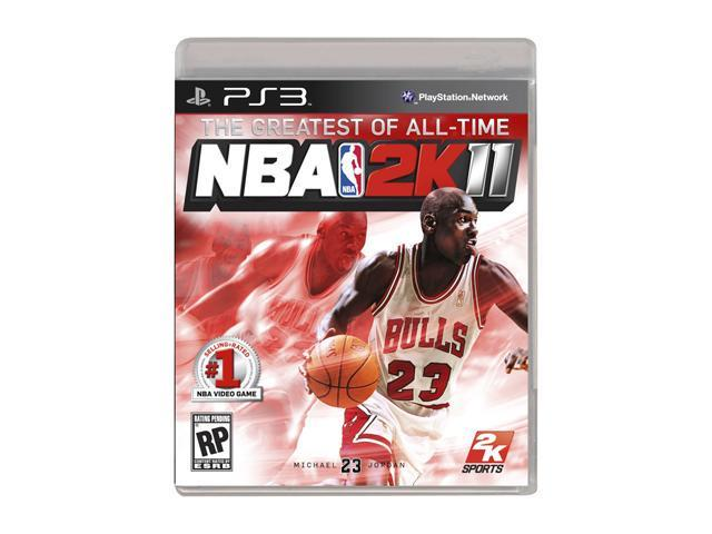 NBA 2k11 Playstation3 Game 2K SPORTS