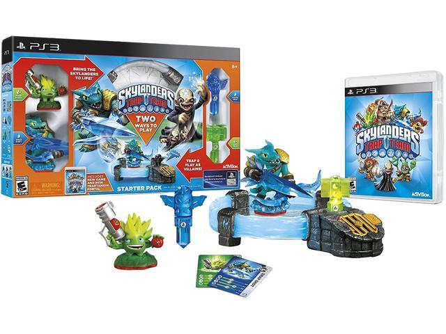 Skylanders Trap Team Starter Pack PlayStation 3