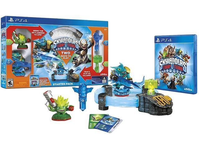 Skylanders Trap Team Starter Pack PlayStation 4