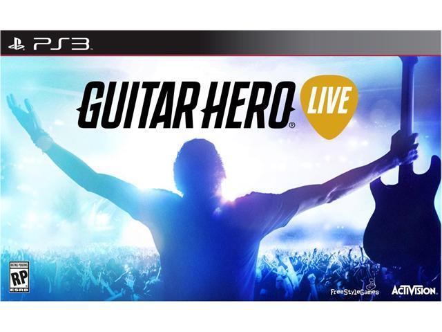 Guitar Hero Live - PlayStation 3