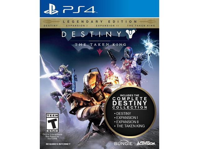 Destiny: The Taken King - PlayStation 4