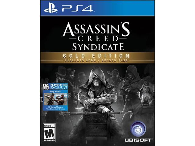 Assassin's Creed Syndicate Gold Edition - PlayStation 4