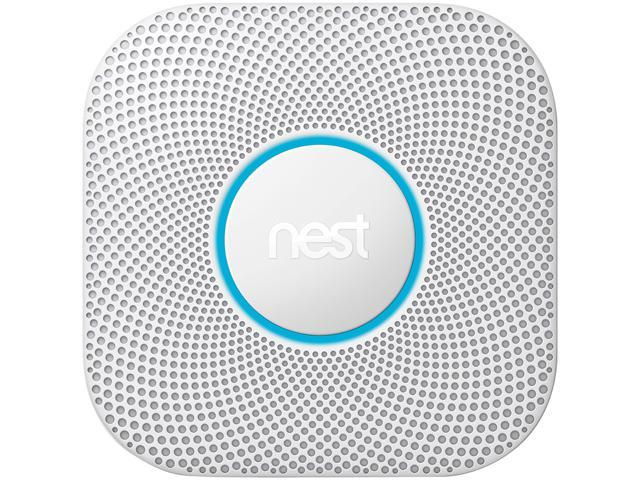 Nest Protect 2nd Gen Smoke + Carbon Monoxide Alarm (Wired)