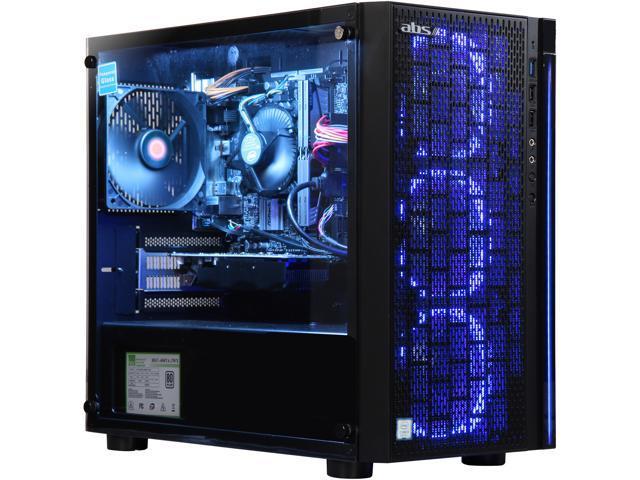 Neweggbusiness Abs Versa Gaming Desktop Pc Nvidia Geforce Gtx 1050