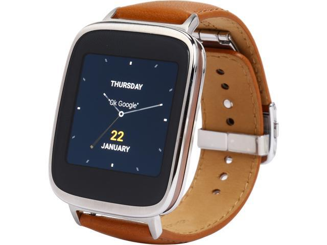 Asus Smart Watch - ZenWatch (Silver / Rose Gold / Brown)