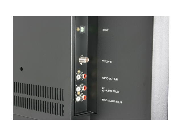 "ViewSonic 26"" 720p LCD TV N2635w"