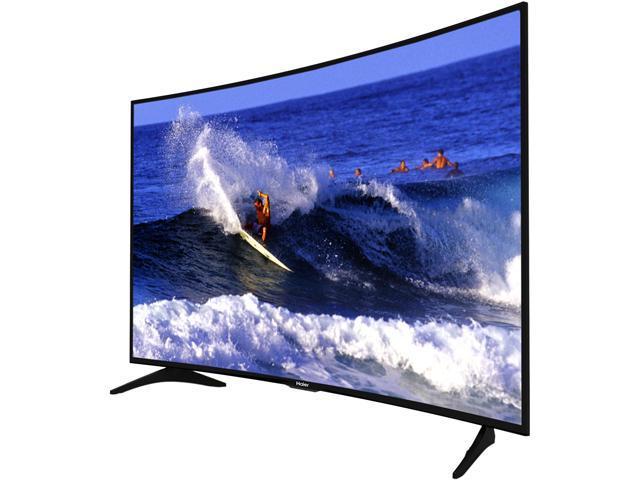 Haier 65' 4K 60Hz LED TV photo