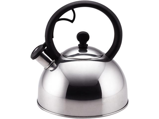 FARBERWARE 50122 Silver Classic Series 10-Cup Stovetop Tea Kettle in Silver photo