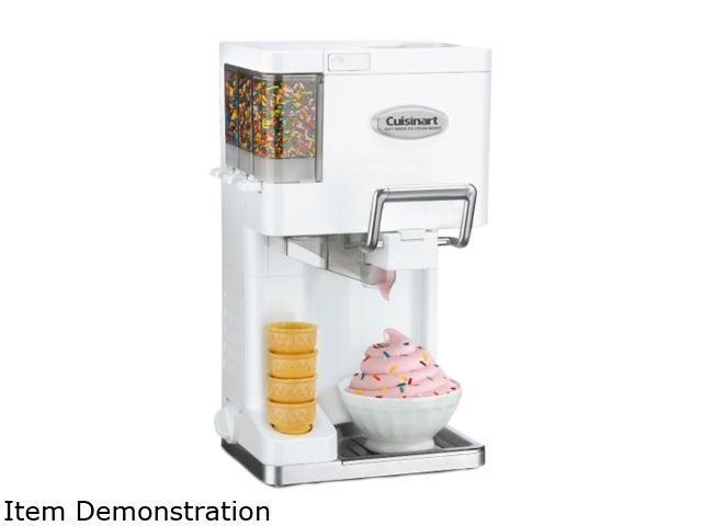 Cuisinart ICE-45 Mix It In Soft Serve Ice Cream Maker photo