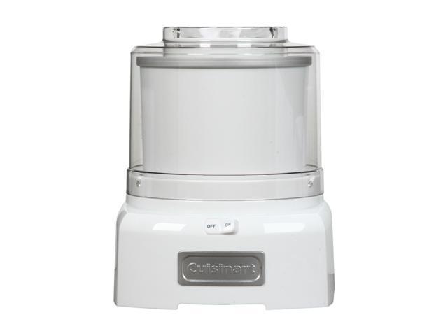 Cuisinart ICE-21 1.5 Quart Frozen Yogurt-Ice Cream Maker (White) photo