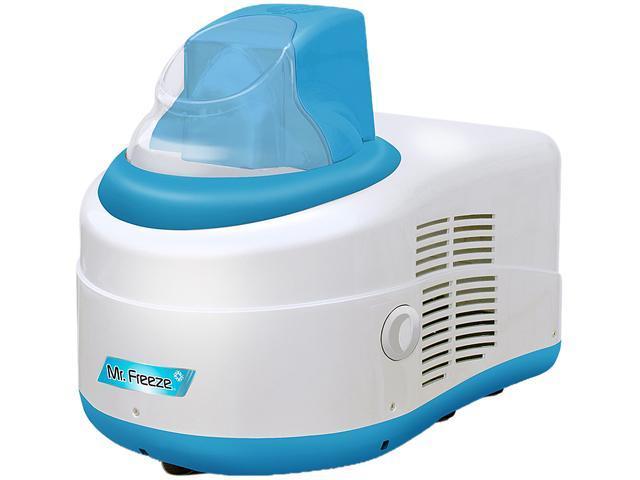 MAXI-MATIC EIM-550BL Mr. Freeze 1.5Qt. Ice Cream Maker with Compressor photo