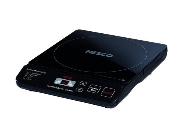 Nesco PIC-14 Portable 1500-Watt Induction Cooktop photo