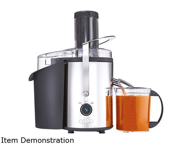 Bella 13694A High Power Juice Extractor, Stainless Steel photo