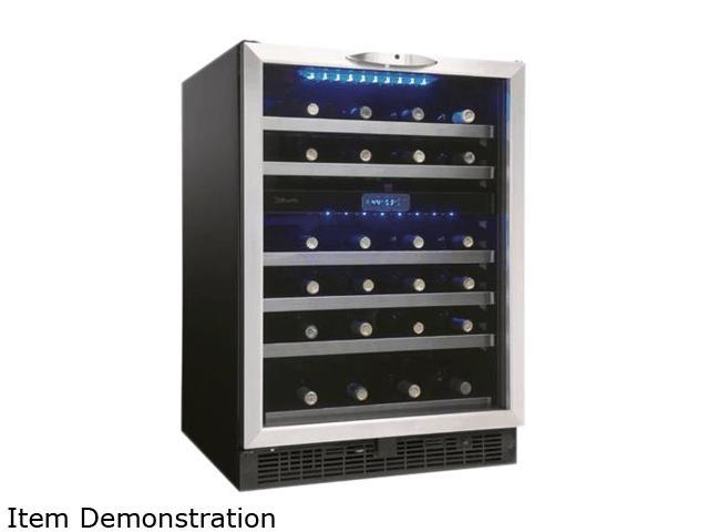 Danby DWC518BLS Wine Cooler Stainless Steel photo