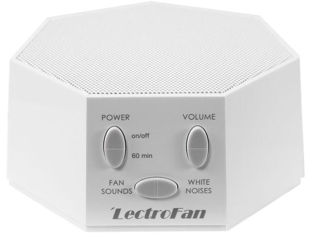 LECTROFAN White Noise Sleep Machine___ White
