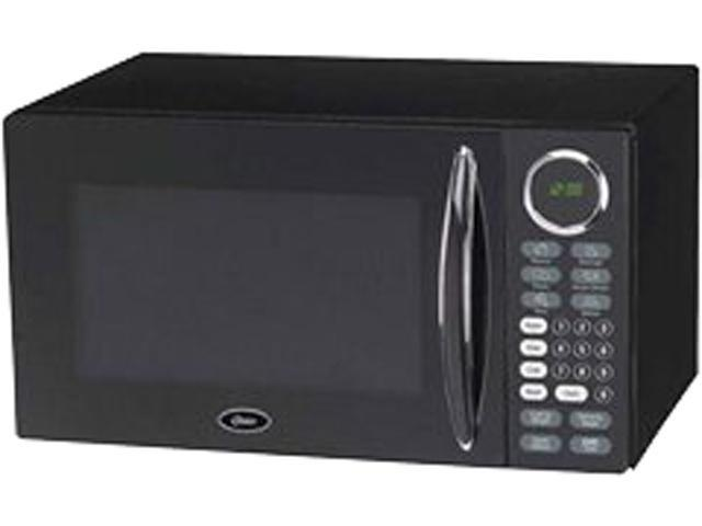 Oster OGB8903 .9-Cubic Foot Digital Microwave Oven, Black photo