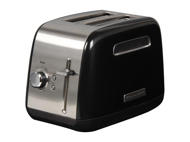 KitchenAid KMT2115OB Onyx Black 2 Slice Toaster photo