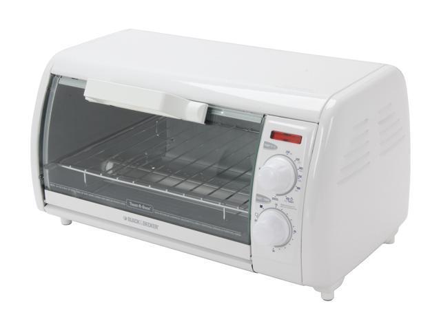 Black & Decker TRO420 White Toast-R-Oven Classic Toaster Oven photo