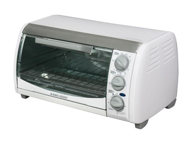 Black Amp Decker Tro490w Toast R Oven Classic 4 Slice