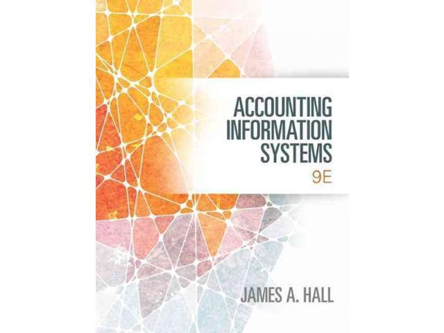 Accounting Information Systems James A Hall