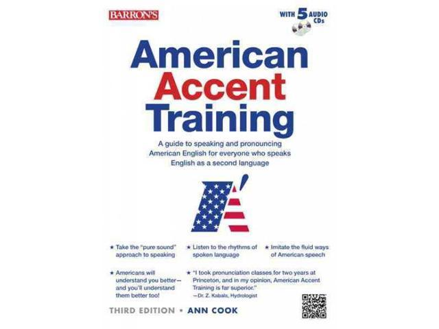 Ann cook american accent training