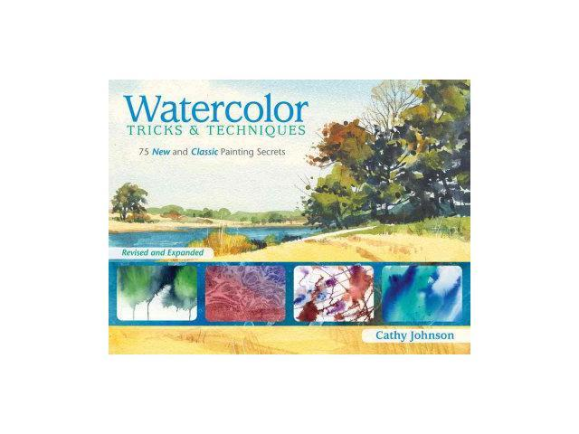 Watercolor tricks techniques spi for Watercolour tips and tricks