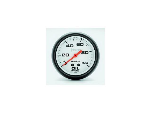 Presion de Aceite Autometer
