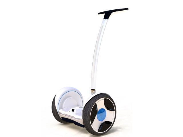 Ninebot E (Elite) Two Wheel Self Balancing Electric Personal Transporter - White