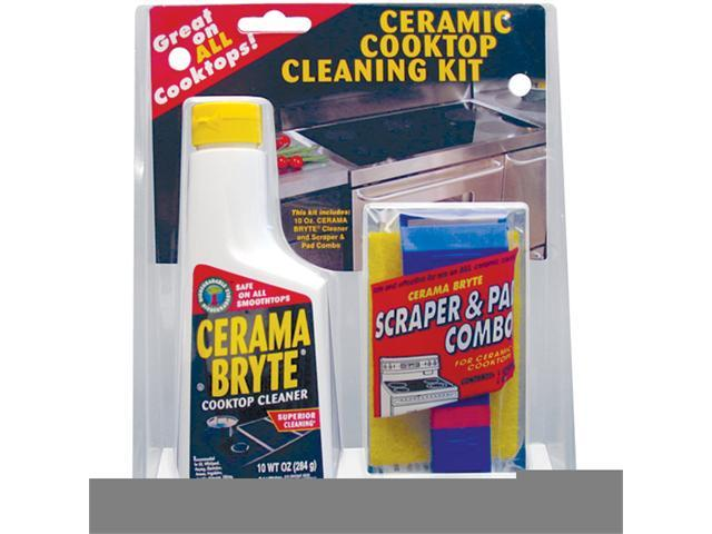 Cerama Bryte 27068 Cooktop Cleaning Kit photo