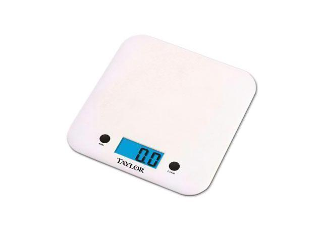 Taylor 3879 Digital Food Scale - 11 lb / 5 kg Maximum Weight Capacity photo