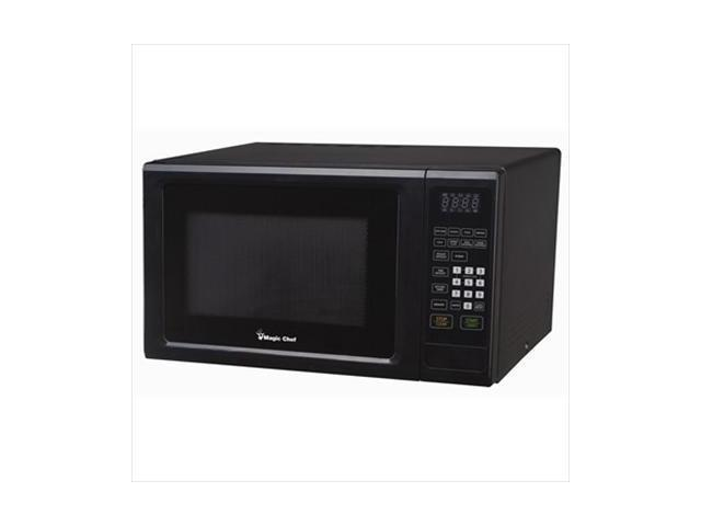 Magic Chef MCM1110B 1.1 Cu. ft. Countertop Microwave Oven photo