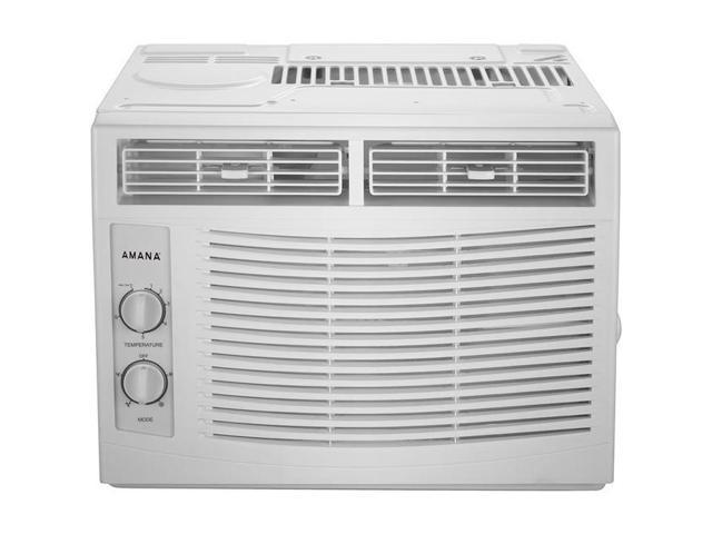 Amana 5,000 BTU 115V Window-Mounted Air Conditioner with Mechanical Controls photo