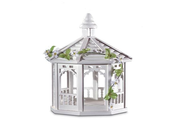 Koehler Home Decorative Gazebo Bird Feeder (849179011833 Home & Garden) photo
