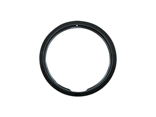 Range Kleen Trim Ring Porcelain / Black Small / 6'- Single Pack - PR6GE photo