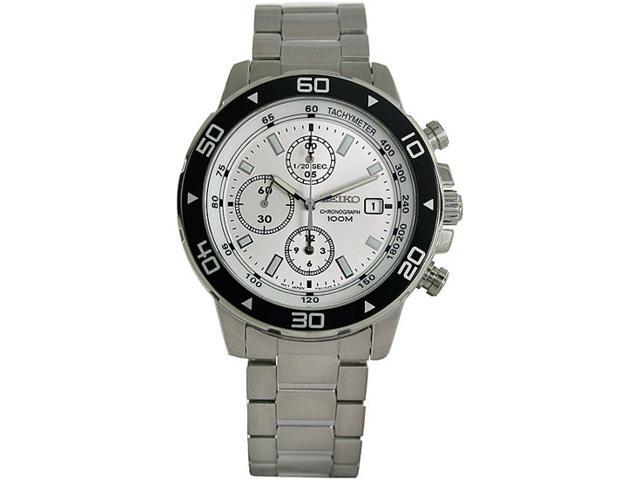 Seiko Chronograph 100M Mens Watch SND797