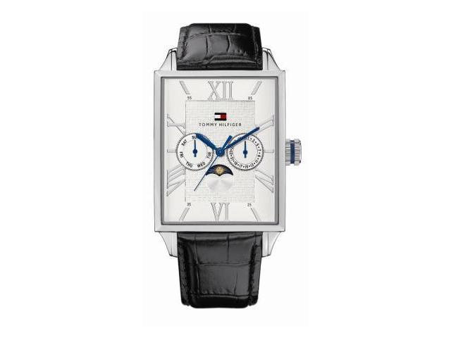 Tommy Hilfiger Mens Multifunction Strap Watch 1710221