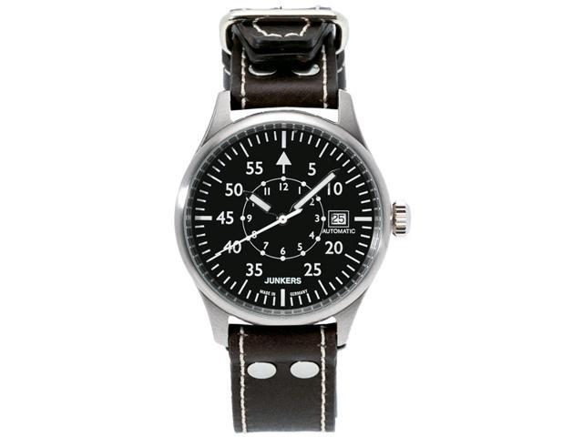 Junkers JU-52 Aviator Automatic Watch with Swiss ETA Movement 6258-2
