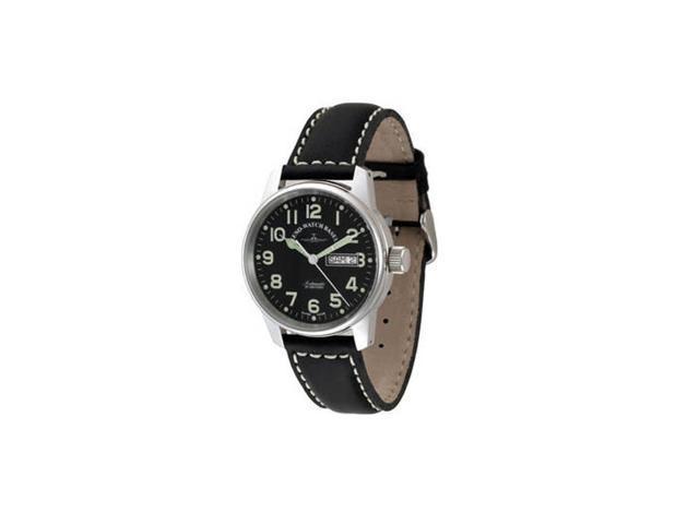 Zeno Automatic Classic Swiss Pilot's Swiss Made Watch 12836-DD