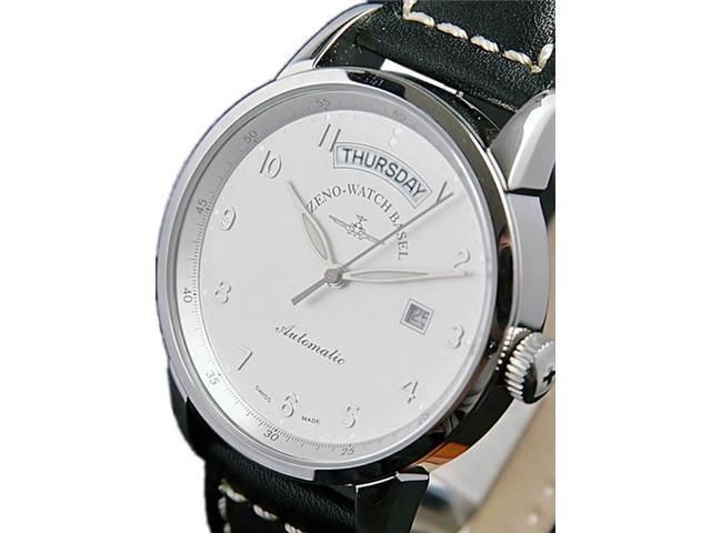 Zeno Magellano Automatic Day/Date Swiss Made Watch 6069DD-E2