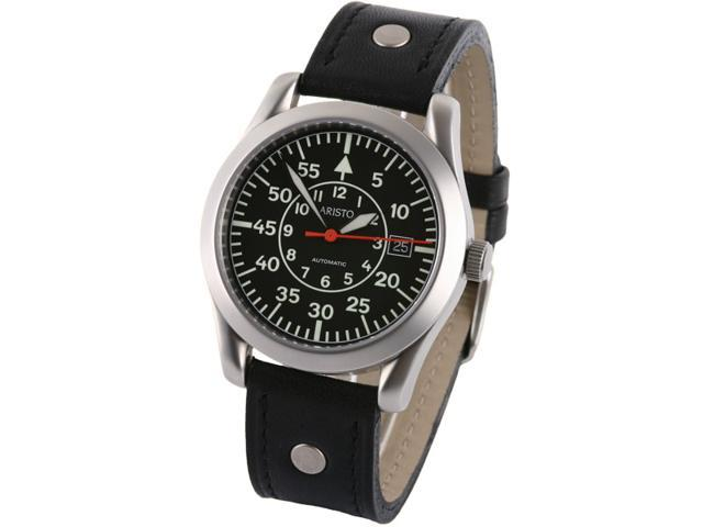 Aristo 3H33/3 40mm Automatic Pilot's Watch with Sapphire Crystal