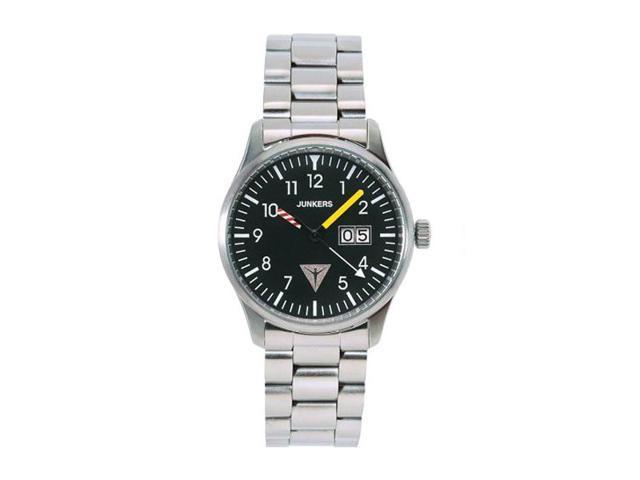 Junkers JU-52 Big Date, Pilot-Style Watch 6262M-2