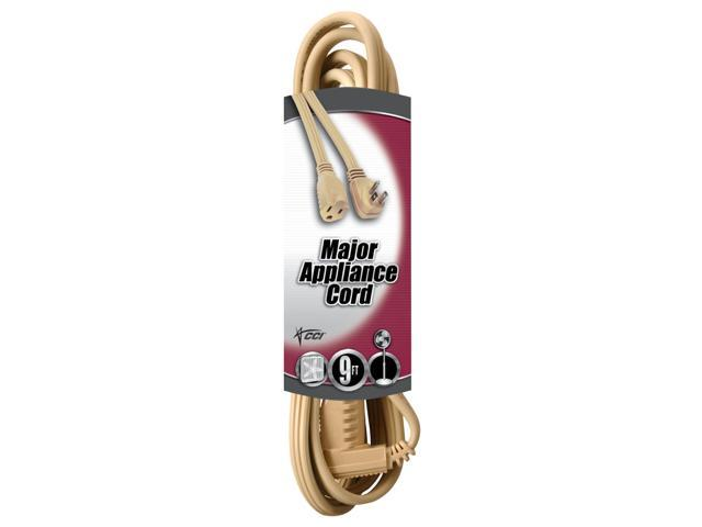 Coleman Cable 03533 9ft Air Conditioner Major Appliance Cord photo