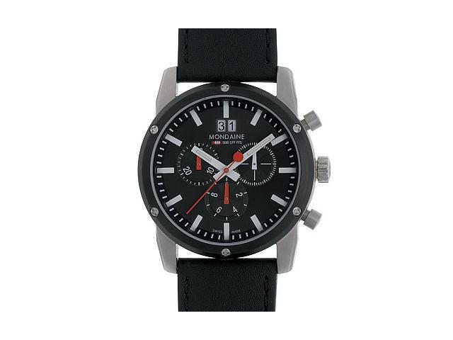 Mondaine Official Swiss Railway Men's Chronograph Watch A690.30338.14SBB