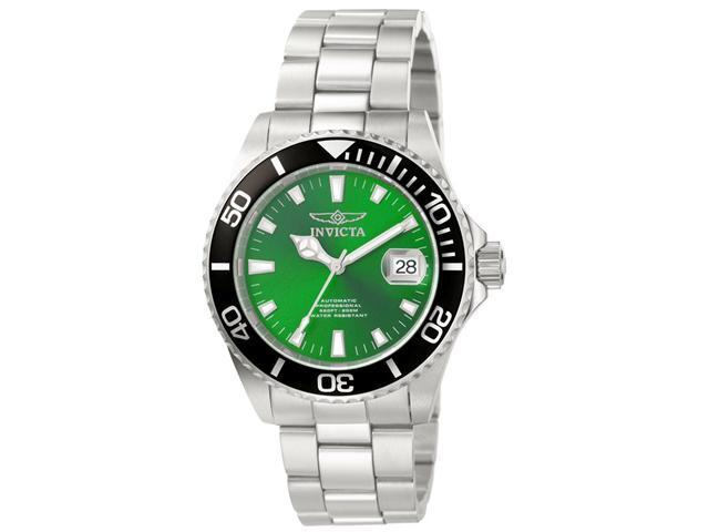 Invicta 1000 Pro Diver Green Dial Automatic Watch