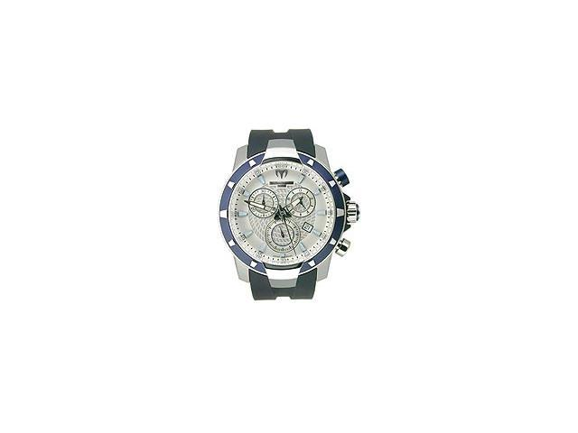 TechnoMarine UF6 Magnum 45mm Chrono Silver Dial Men's watch #609023
