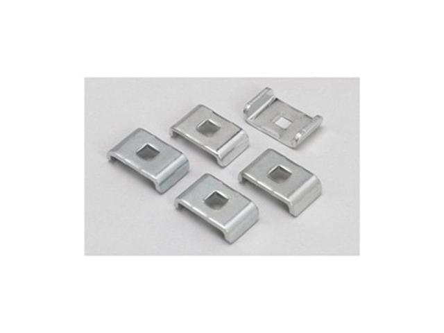 Clamp Washer, Square Splice, Steel, PK50 photo