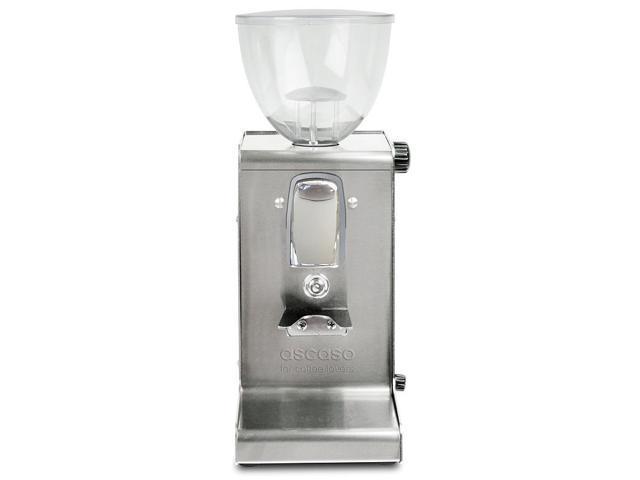 Ascaso 1FSin I-Steel Espresso Grinder - Flat Burr photo