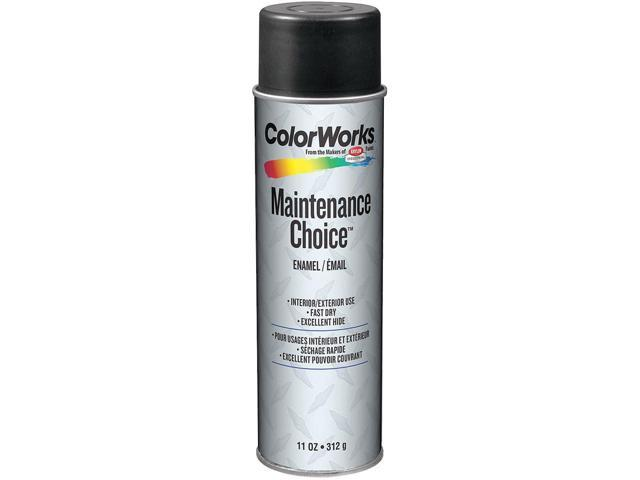 Neweggbusiness Krylon Industrial Colorworks Spray Paint In Gloss