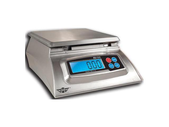 My Weigh KD-7000 Gram Stainless Steel Kitchen Food Scale photo